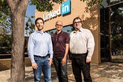 Microsoft купує LinkedIn за $26,2 млрд