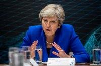 """Мэй обвинила британский парламент в саботаже """"Брексита"""""""