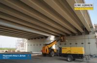 """""""Велике будівництво"""": у Дніпрі відкрили рух під новим шляхопроводом на під'їзді до аеропорту"""