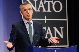 НАТО готово рассмотреть заявку Украины на вступление