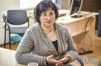 """Оксана Сухорукова: """"До жовтня Міністерство охорони здоров'я витрачало гроші на що завгодно, крім кисню"""""""