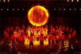 В Киеве выступит знаменитый танцевальный коллектив «Огонь Анатолии»