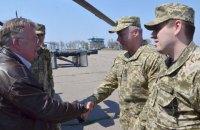 Министр обороны Дании посетил Краматорск