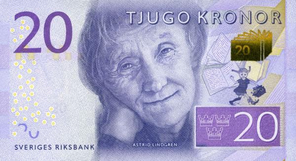 20 шведских крон