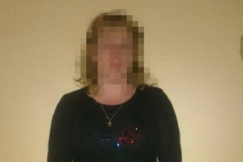 На адмінкордоні з Кримом затримали військовослужбовицю-дезертирку