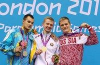 Паралимпиада-2012: украинские пловцы покоряют Лондон