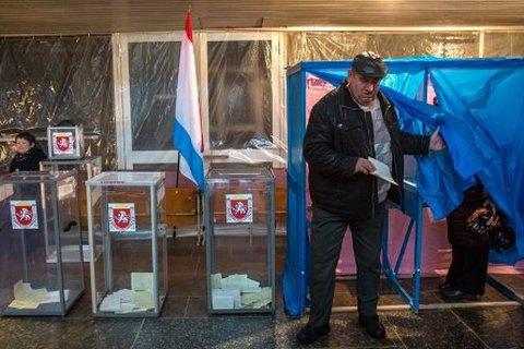 В Кабмине задумались о санкциях за выборы в Крыму