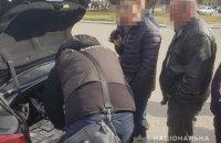 В Днепре на взятке в 5 тыс. долларов задержали мэра райцентра Верховцево