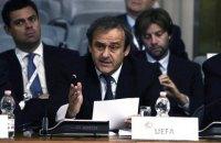 Мішель Платіні оскаржить відсторонення від футболу в ЄСПЛ