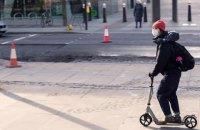 Київський метрополітен оновив правила перевезення моноколес та самокатів