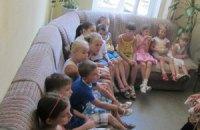 В Донецке вместо сирот и инвалидов отправили на отдых здоровых детей
