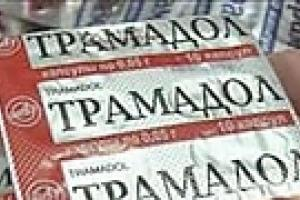 В Днепропетровске сотрудники милиции изъяли самую крупную в истории Украины партию трамадола