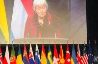 Президентом Парламентской ассамблеи НАТО избрана британка Мун