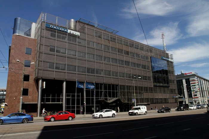 Danske Bank в Таллинне, Эстония