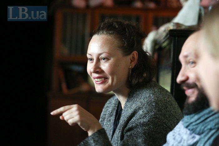 Олена Цибульська