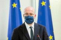 Президент Евросовета начинает двухдневный визит в Украину с Донбасса