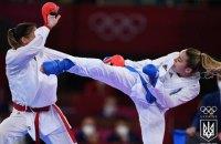 Українська каратистка прокоментувала завоювання срібної медалі Олімпіади-2020