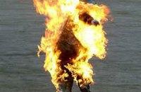 19-летняя тибетская монахиня сожгла себя назло китайцам
