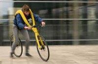 Немцы изобрели велосипед без педалей