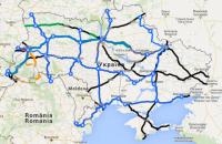 Мининфраструктуры опубликовало онлайн-карту ремонта украинских дорог