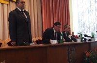 Луценко назначил прокурора Ровенской области