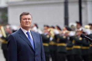 Янукович обещает усилить боеспособность украинской армии