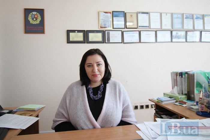Тетяна Нагорняк