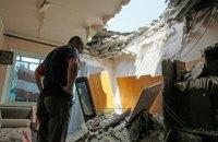 В мае-августе на Донбассе погибли 8 мирных жителей, 60 получили ранения