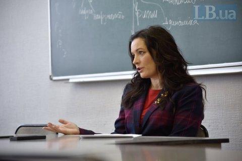 """Зоряна Скалецька: """"В міністерстві є дійсно дуже багато людей, на котрих не можна покластися"""""""