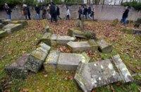 В Филадельфии вандалы осквернили еврейское кладбище