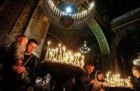 Київська поліція отримала повідомлення про вибухівку в усіх церквах і синагогах