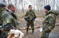 За минулу добу в зоні АТО загиблих серед українських військових немає
