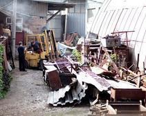 В Днепропетровске в 2010 году закрыто 245 нелегальных пунктов приема металлолома