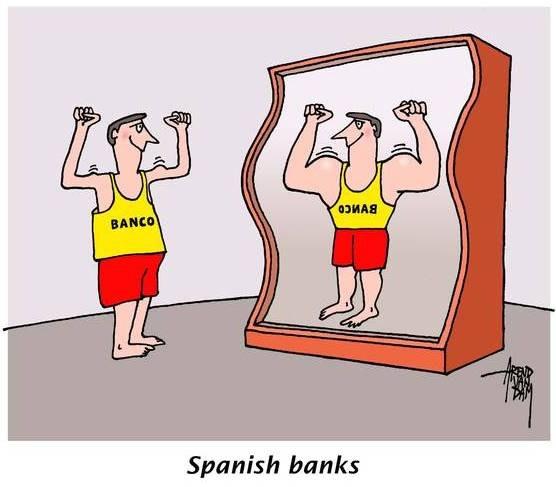 Испанские банки