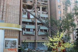 Названа предварительная причина взрыва многоэтажки в Луганске
