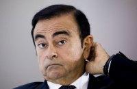Глава Nissan уволен с должности за ложь о своих доходах