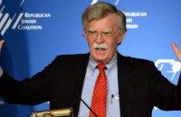 Болтон: виведення військ США з Сирії не буде швидким і різким