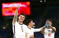 Збірна Англії вийшла до півфіналу Євро-2020, обігравши Україну (оновлено)