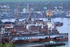 ФГИ продал судоремонтный завод в Керчи за 34 млн грн