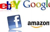 Facebook и Google договорились о совместной борьбе с антимонопольными исками, - WSJ