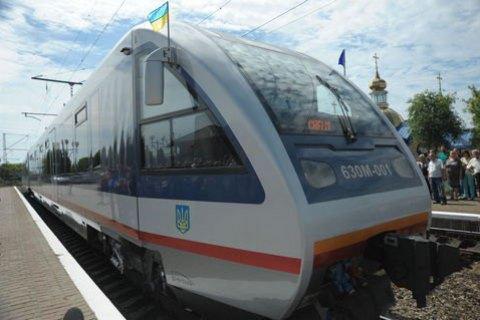 """Поїзд """"Ковель - Хелм"""" продовжили до Здолбунова"""