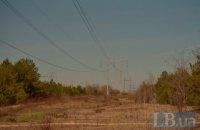 В Чернобыльской зоне произошел пожар (обновлено)