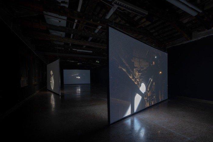 Работа Анны Звягинцевой на проекте PinchukArtCentre в Венеции