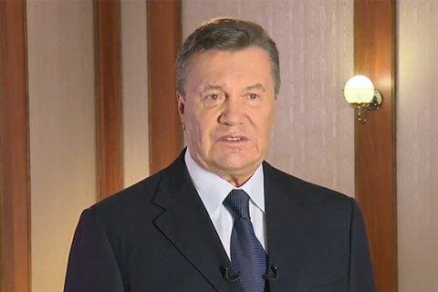 Оболонський райсуд викликає Януковича на засідання 3-4 травня