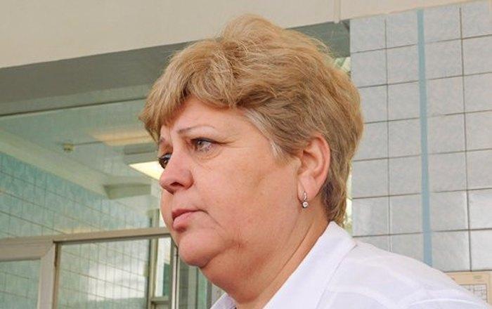Антонина Сердюк