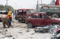 Смертник устроил взрыв возле избирательного участка в Пакистане, погибли не меньше 24 человек