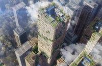 В Японии намерены построить самый высокий в мире деревянный небоскреб
