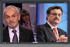 ТВ: заявление Сони Кошкиной в прямом эфире и Евро-2012