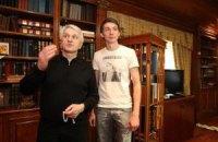 Литвин планирует познакомить сына с местами его детства