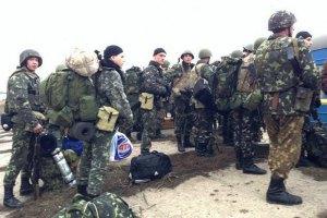 У Київ їдуть батальйон морських піхотинців і дві бригади десантників